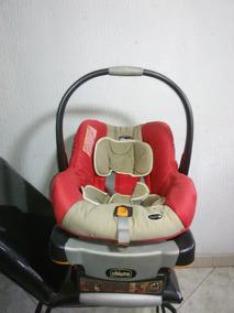 Porta Bebe Chicco Con Base Para Vehiculo