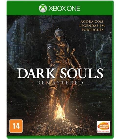 Dark Souls Remastered Xbox One Pt-br Lacrado Mídia Física