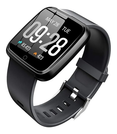 Smart Watch Pulsera Fitband, Rastreador De Ejercicios De 1.3