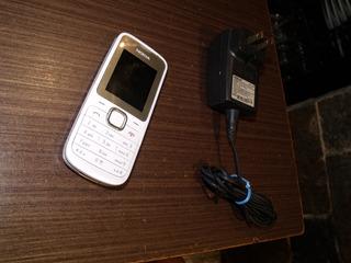 Nokia C2 00 Dual Chip Branco , Funcionando Tudo