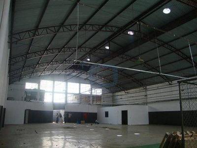 Barracão Comercial Para Locação, Parque Rural Fazenda Santa Cândida, Campinas. - Ba0017