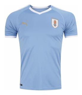 Camisa Do Uruguai 2019 Oficial Copa América Fotos Reais