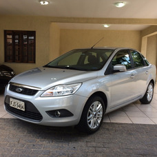 Ford Focus Completo 2.0 16v - 2° Dona Baixa Km (menor Do Ml)