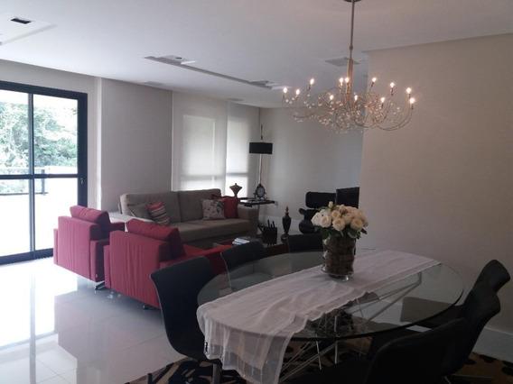Apartamento Com 4 Dormitórios À Venda, 171 M² Por R$ 900.000,00 - Tirol - Natal/rn - Ap6024