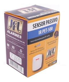Sensor De Presença Irpet 500 Jfl - Pet 20 Kg P/ Alarmes New