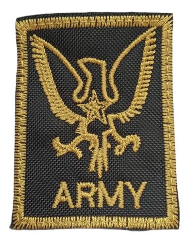 Parches O Apliques Bordados Militares X 5 Unid.  Ailicec