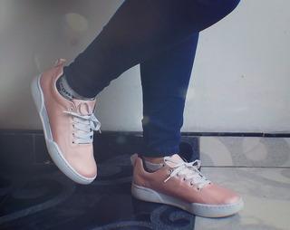 Shoes Deportivos Tenis Zapatillas Mujer (reds Tenis Evan)