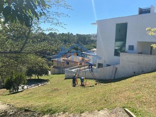 Imagem 1 de 5 de Condomínio Quintas Do Ingai Terreno À Venda, 250 M² Por R$ 248.000 - Quintas Do Ingaí - Santana De Parnaíba/sp - Te0539