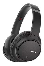 Headphone Sony Wh-ch700n Com Noise Cancelling Sem Fio Ch700n