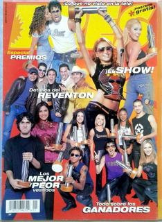 Revista Eres Paulina Kabah Ov7 Magneto Anahi Dulce Jeans