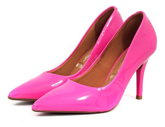 Zapato Stilettos De Fiesta Alejandrina Cuero Ecologico