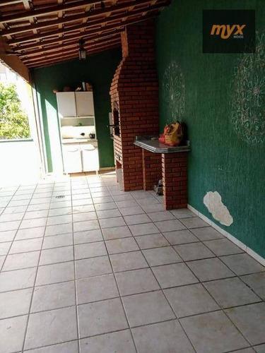 Imagem 1 de 24 de Casa Com 3 Dormitórios À Venda, 267 M² Por R$ 1.400.000,00 - Vila Prudente (zona Leste) - São Paulo/sp - Ca0936