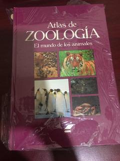 Atlas De Zoología, Ecología O Botánica