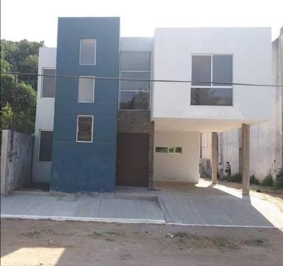 Casa En Venta En Villahermosa