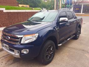 Ford Ranger 3.2 Cd 4x4 Limited Tdci 200cv At 2014