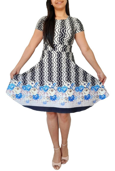 Vestido Boneca Princesa Feminino Evangélico Midi Gode