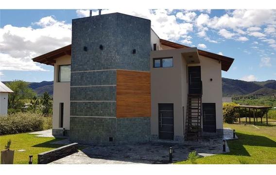 Venta Suites De Categoria Villa General Belgrano