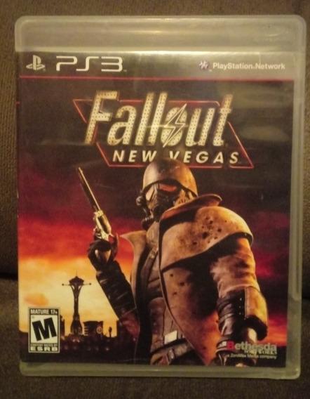 Fallout New Vegas Mídia Física