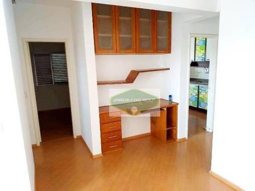 Apartamento À Venda, 62 M² Por R$ 330.000,00 - Jardim Casablanca - São Paulo/sp - Ap0724