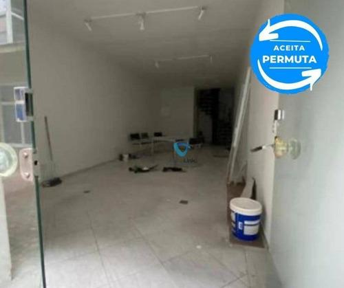 Prédio, 144 M² - Venda Por R$ 800.000,00 Ou Aluguel Por R$ 3.900,00/mês - Centro Comercial - Barueri/sp - Pr0050