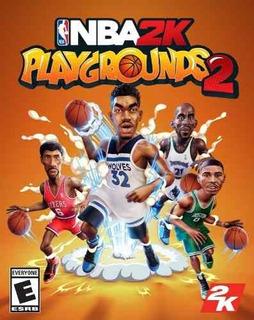 Nba 2k Playgrounds 2 Xbox One Offline