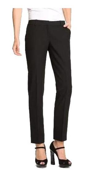 Pantalón De Vestir De Dama Semielastizado Uniformes Oficina