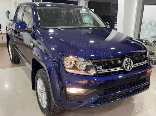 Volkswagen Amarok 3.0 V6 Comfortline 11-6962-2656 2021 Vw 12