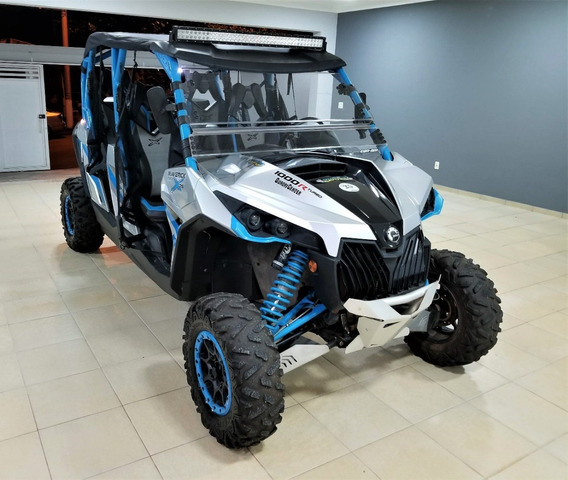 Can-am Maverick Brp 1000 Xds Turbo 2016 Quadriciclo