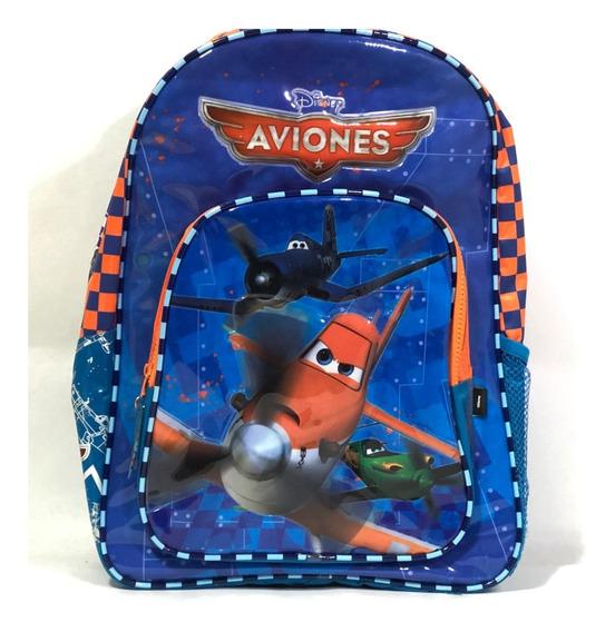 Mochila Infantil Aviones