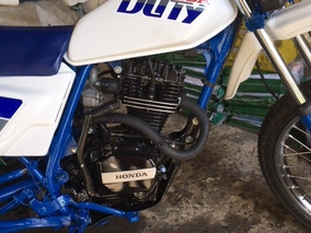 Honda Xl 125 1991 Duty