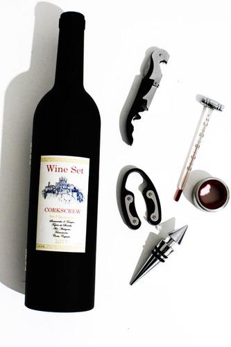 Tiamu Ffner funciona con pilas Sacacorchos el/éctrico autom/ático para botellas de vino