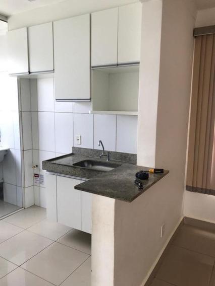 Apartamento Em Jardim Novo Ii, Mogi Guaçu/sp De 60m² 2 Quartos À Venda Por R$ 180.000,00 - Ap426185