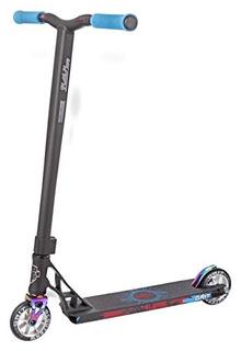 Grit Elite Pro Scooter Satin Black / Tri Chrome
