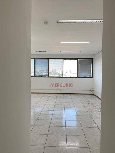 Sala Para Alugar, 80 M² Por R$ 1.500,00/mês - Jardim Nasralla - Bauru/sp - Sa0186