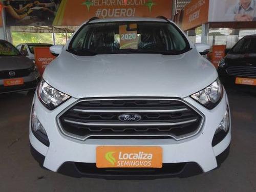 Imagem 1 de 10 de Ford Ecosport 1.5 Ti-vct Flex Se Automático