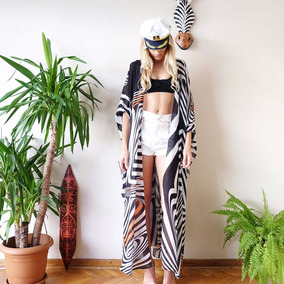 356d4cf8b8 Tecido De Seda Longo Protetor Solar Cobertura Zebra