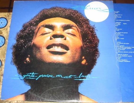 Lp Gilberto Gil - Luar (1981) C/ Robson Jorge + Encarte