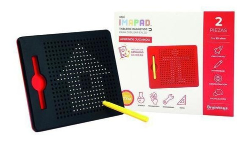 Juguetes Educativos Brain Toys Imapad Mini Negro