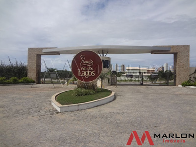 Vtp01216 Terreno Condominio Vila Dos Lagos Em Ponta Negra