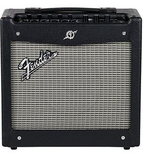 Fender Mustang I V2 20 Vatios Combinado 1x8 Pulgadas Amplif