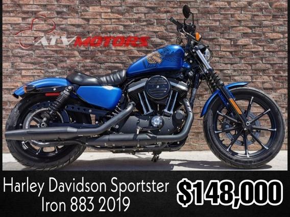 Harley Davidson Sportster 883 2019