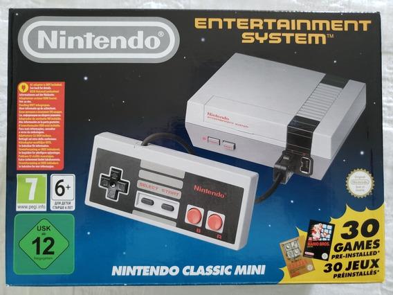 Nes Mini Classic Edition Console Nintendo Original Game
