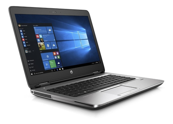 Notebook Hp Probook 640 G1 - Intel I5 4°ger. Ssd 256gb / 4gb
