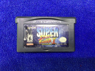 Super Street Fighter 2 Turbo Revival Gba