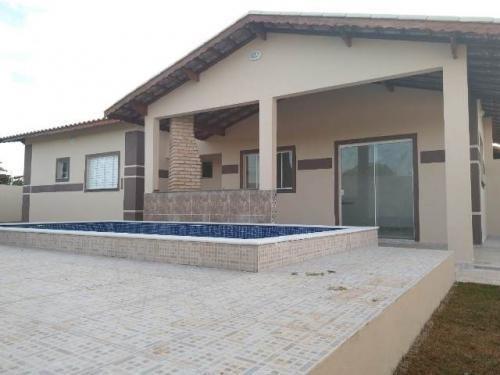 Linda Casa No Jardim Regina, Em Itanhaém,ref. C0036 L C