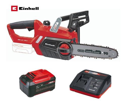 Motosserra A Bateria Einhell 18v + Bateria 5.2 E Carregador