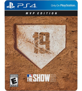 Mlb The Show 19 , Mvp Edition- Juego Fisico Ps4-#sniper.cl