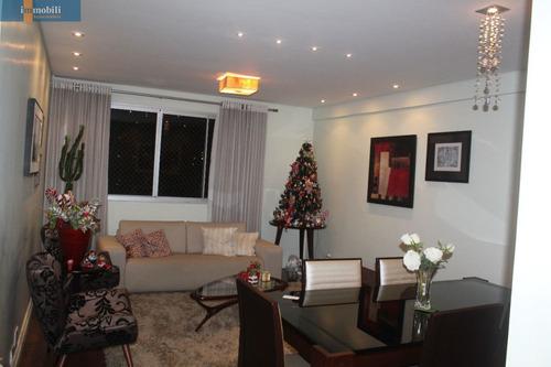 Imagem 1 de 10 de Apartamento Para Venda No Bairro Higienopolis Em São Paulo - Cod: Pc94411 - Pc94411