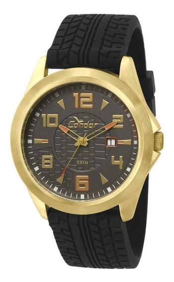 Relógio Masculino Condor Esportivo C/ Calendário Co2115wb/8c