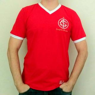 Camisa Internacional Retro 1975 Campeão Brasileiro